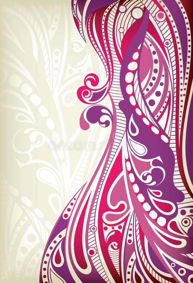 Download Abstract Purple Curve Stock Images - Image: 16381754