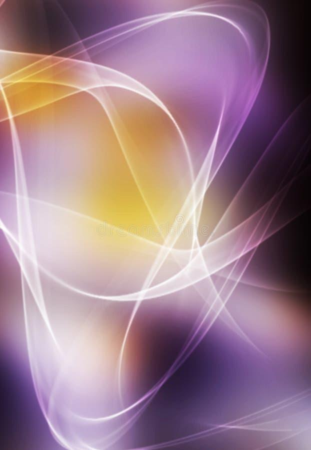 Abstract Purple light Background stock photos
