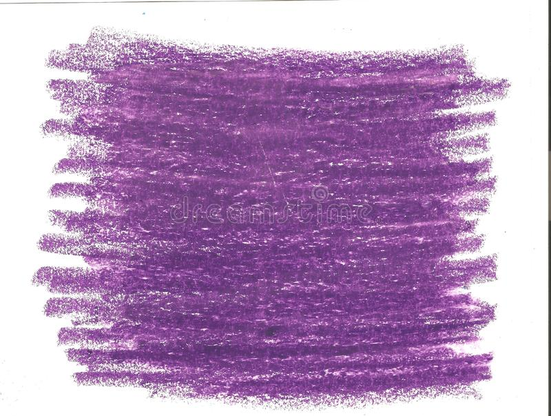 Abstract artistic purple pastel background stock illustration
