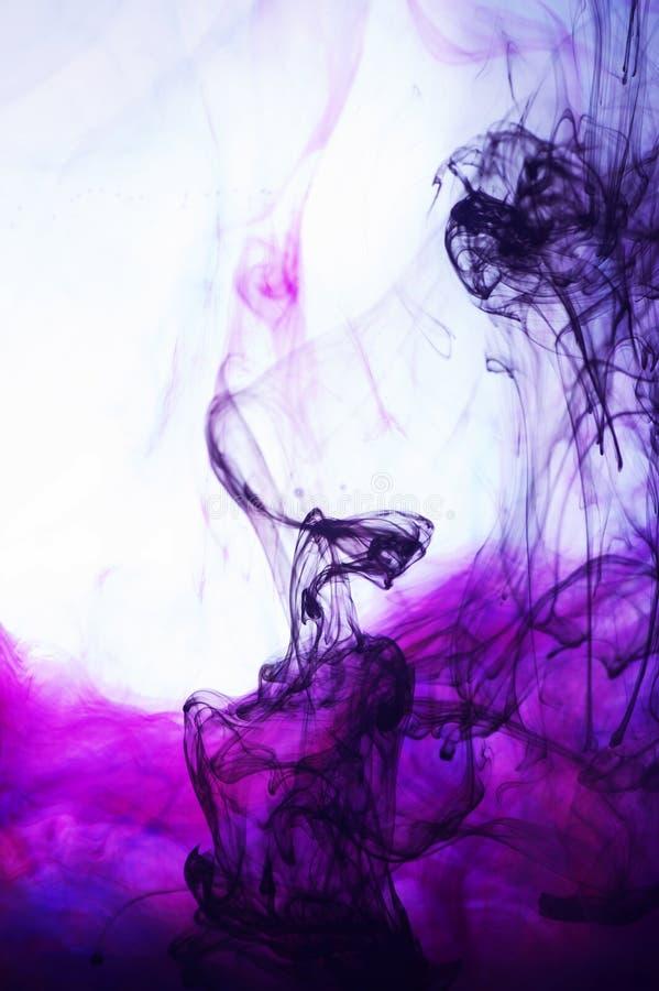 Download Abstract Purple Smoke Stock Photography - Image: 26046322