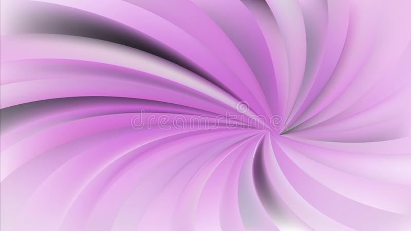 Abstract Purple Swirling Radial Background. Beautiful elegant Illustration graphic art design royalty free illustration