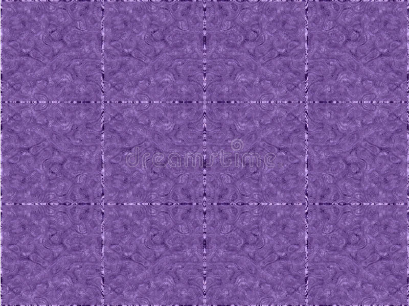 Abstract purple tiles royalty free stock photo