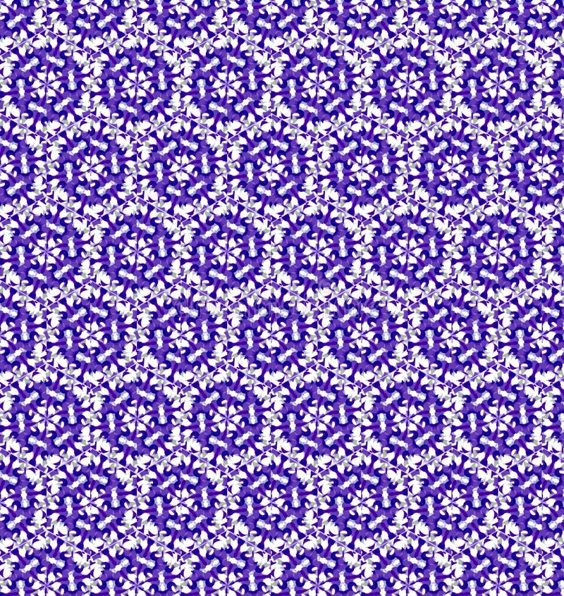 Download Abstract Purple And White Shine Flower Pattern Wallpaper Stock Photo