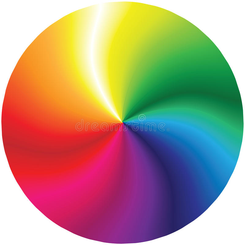 Free Abstract Rainbow 2 Stock Photography - 31046112