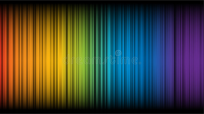 Download Abstract rainbow stock vector. Illustration of limit, stripe - 5046733