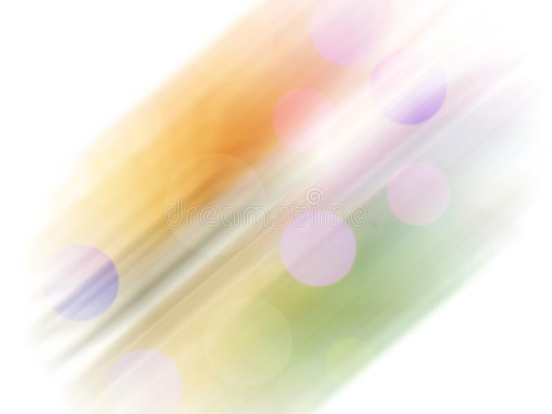 Abstract rainbow background. Creative graphic background with bo stock photography