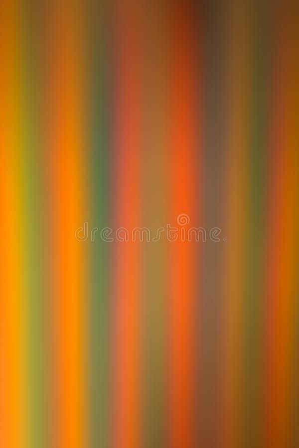 Abstract rainbow background from nature using motion blur. Abstract digital background from nature using motion blur - colors of the rainbow royalty free stock photos