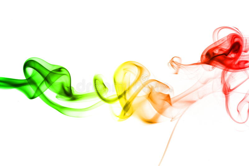 Download Abstract Rainbow Smoke Royalty Free Stock Photography - Image: 9948817