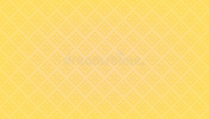 Abstract rectangle group plaid alignment yellow tone.background texture design. vector illustration eps10 stock photos