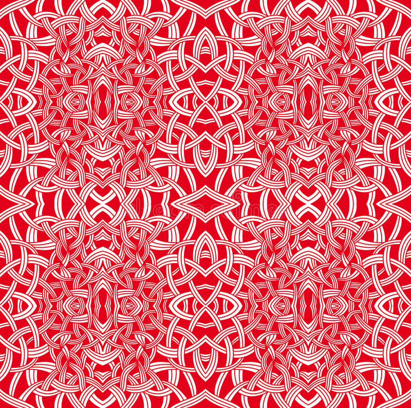 Free Abstract Red Royalty Free Stock Photography - 23834727