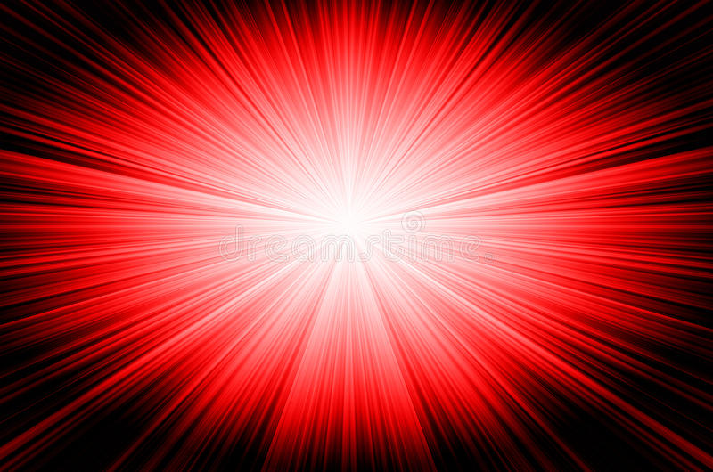Abstract Red background stock illustration