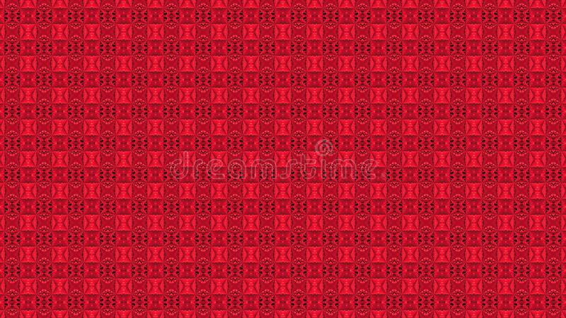 Abstract red background with lines stock photography