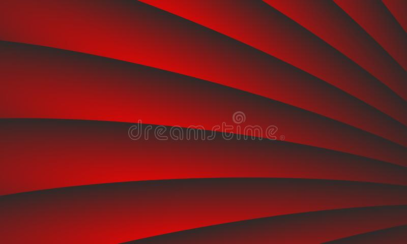 Abstract Red Black Background.An abstract blur background with gradation. Retro coloured Blur Background Beige Blurred Wallpaper with Watercolor Vintage Paper royalty free illustration