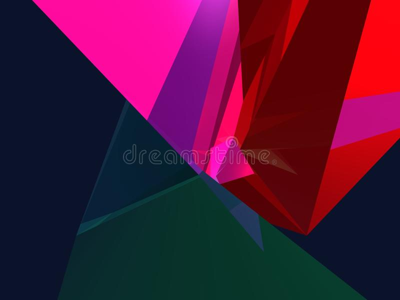 Abstract stock image