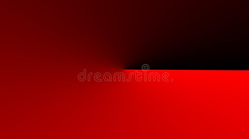Abstract red color black color mixture background. royalty free stock photos