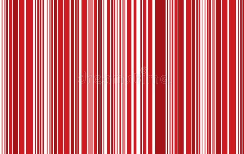 Abstract red color line pattern background vector illustration.  stock illustration