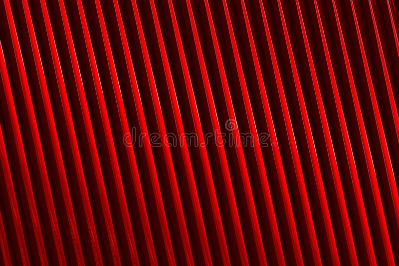 Abstract red lines royalty free illustration