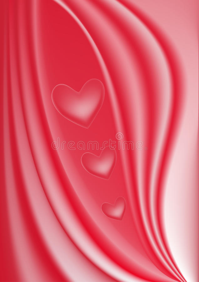 Download Abstract Red Lovely Vector Background Stock Vector - Image: 28993103