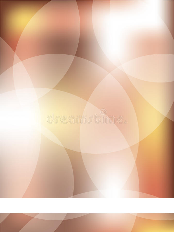 Download Abstract Red Orange Backdrop Stock Vector - Illustration of background, blank: 15111093