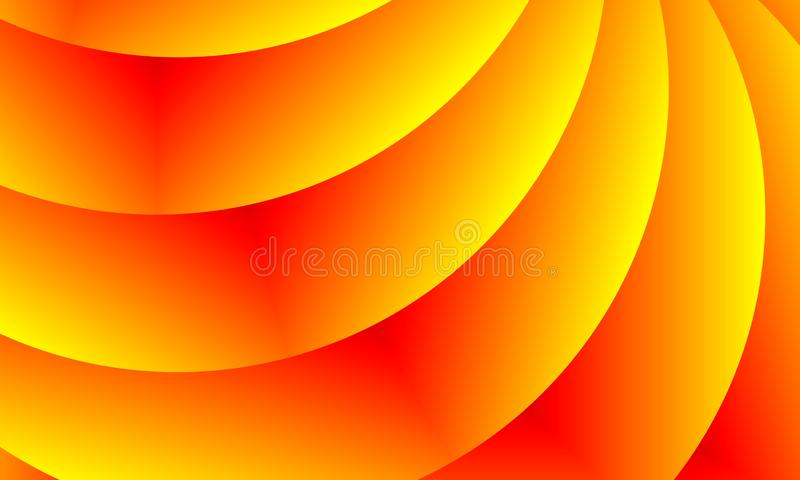 Abstract Red Orange Blur Background.An abstract blur background with gradation. Retro coloured Blur Background Beige Blurred Wallpaper with Watercolor Vintage stock illustration