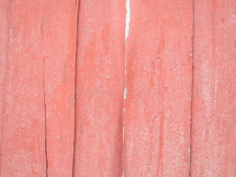 Abstract red wooden stripes background royalty free stock images