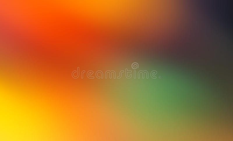 Download Abstract Red Yellow Purple And Blue Blur Color Gradient Background Stock Illustration