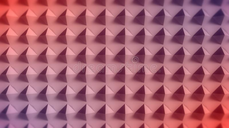 Abstract relief surface background stock illustration