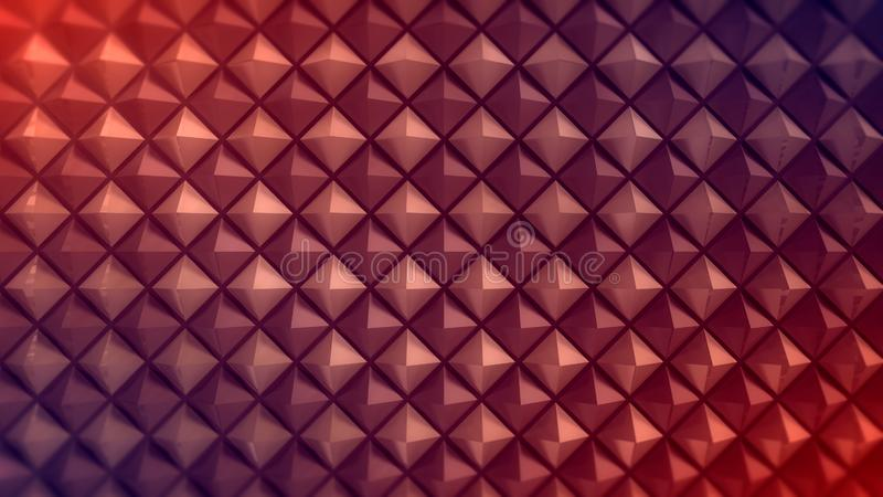 Abstract relief surface background vector illustration