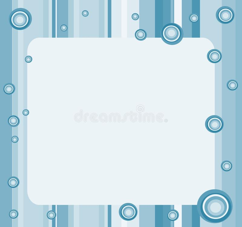 Download Abstract retro background stock illustration. Illustration of circles - 14585322