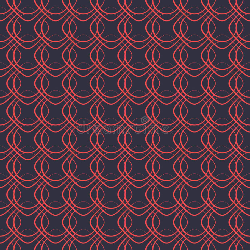 Abstract retro seamless pattern. Abstract retro seamless patter for printing, wrapping papers, etc... Eps 10 stock illustration
