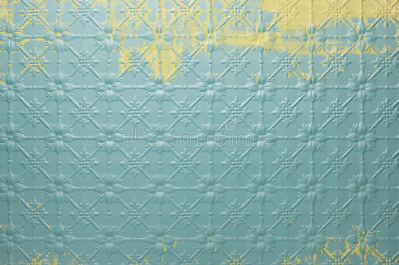 Abstract Retro Tin Metal Background Stock Images