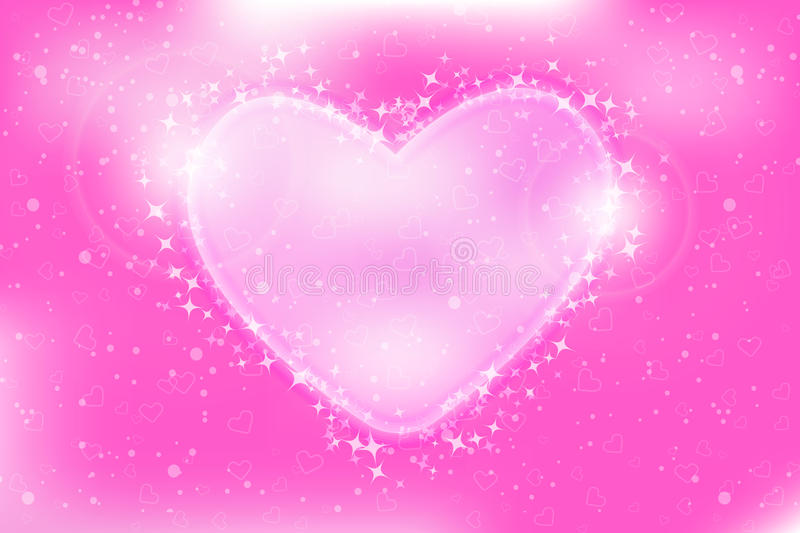 Download Abstract Romantic Pink Bokeh Vector Background Stock Photo - Image: 32449204