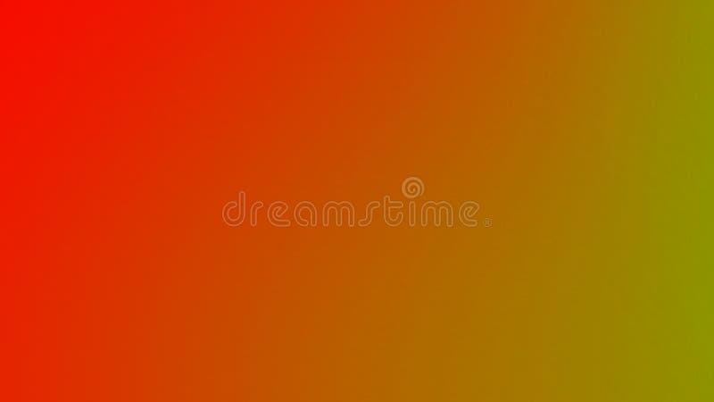 Abstract rood - groen het schermontwerp voor Web De zachte achtergrond van de kleurengradi?nt stock illustratie