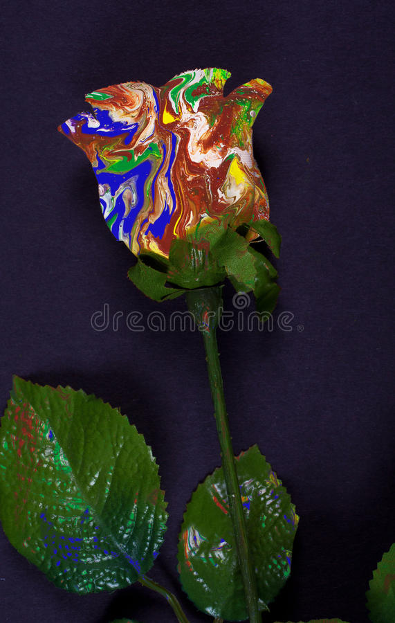 Download Abstract Rose stock photo. Image of design, abstracted - 27486348