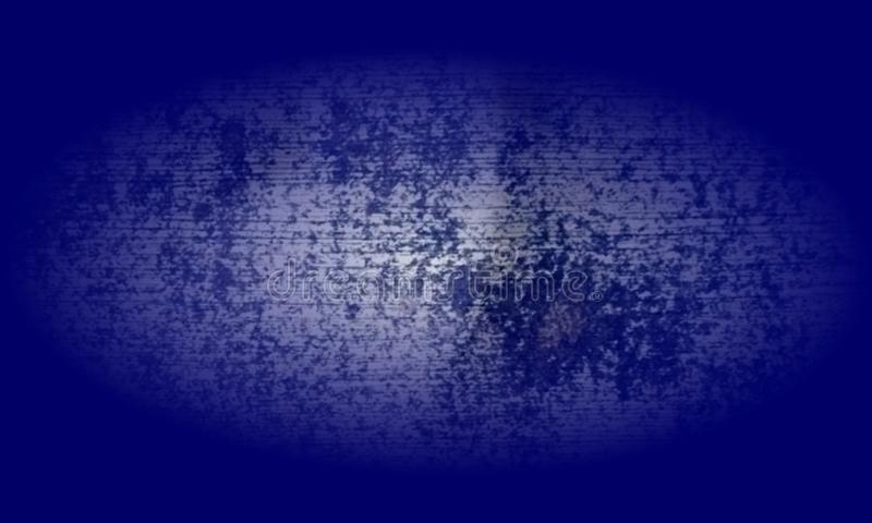 Abstract royal blue color mixture multi colors effects wall texture Background. stock illustration
