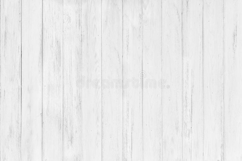 Abstract rustic surface white wood table texture background. Close up of rustic wall made of white wood table planks texture. royalty free stock image
