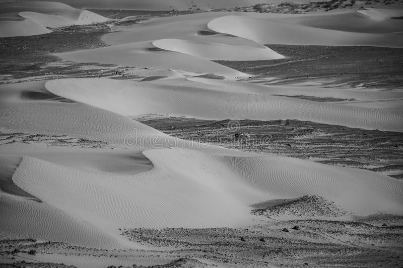 Abstract sand royalty free stock photography