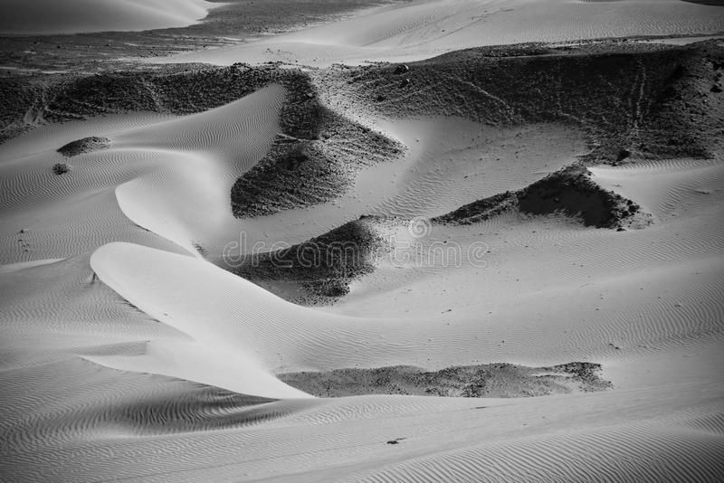 Abstract sand royalty free stock image