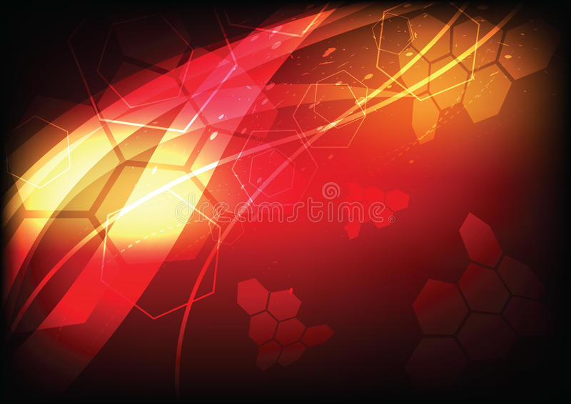 Download Abstract Science Background Stock Vector - Image: 26232539