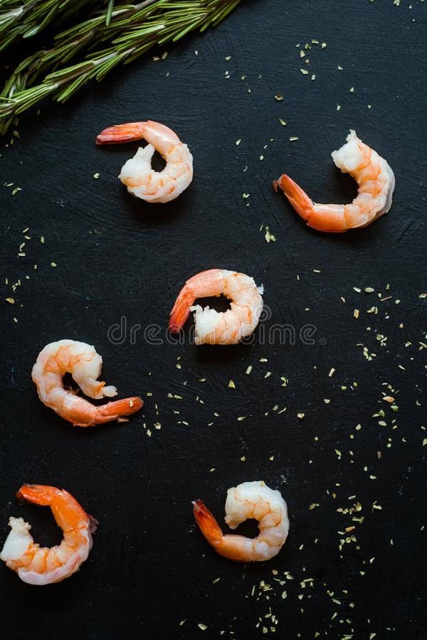 Free Abstract Seafood Shrimp Background Omega 3 Stock Photos - 106155143