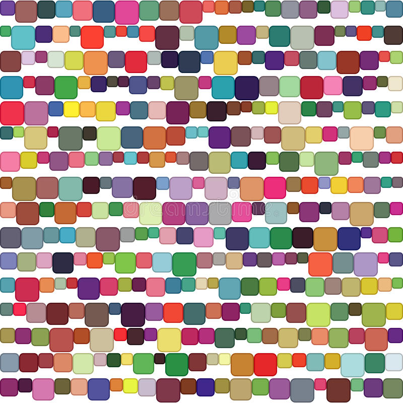 Abstract seamless background vector illustration