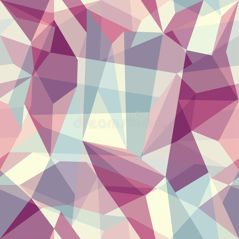 Abstract seamless Geometric Background. Vector Ill vector illustration