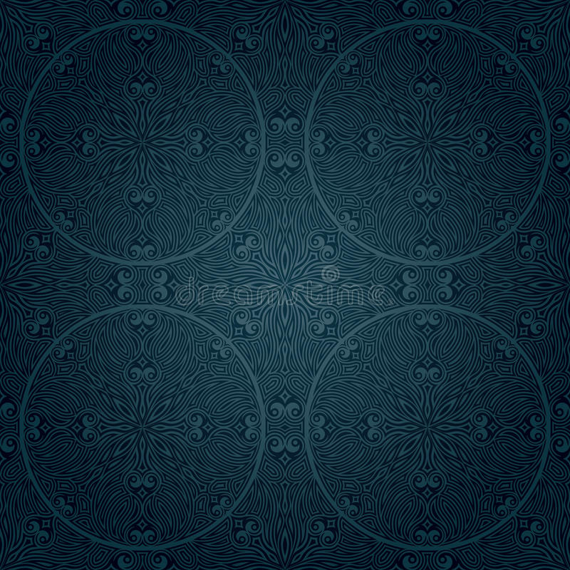Download Abstract seamless pattern stock vector. Illustration of decorative - 20234919
