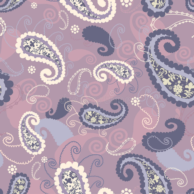 Download Abstract seamless pattern stock vector. Image of lilac - 21815230