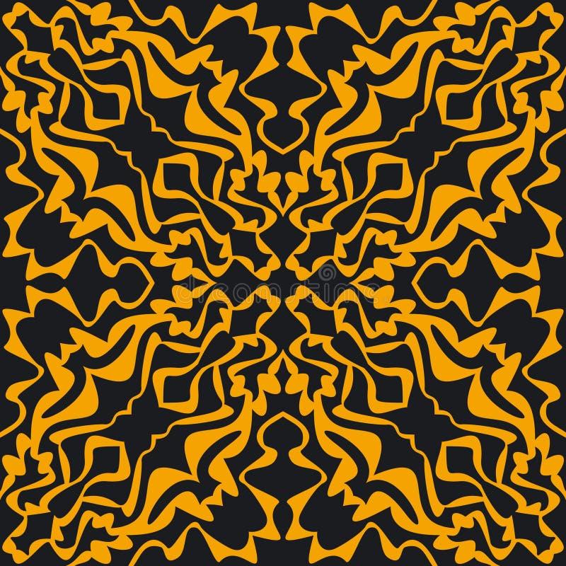 Abstract seamless pattern stock illustration