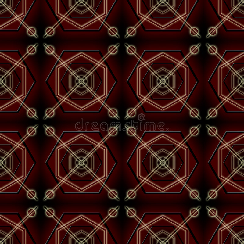 Free Abstract Seamless Pattern Royalty Free Stock Photo - 7699265