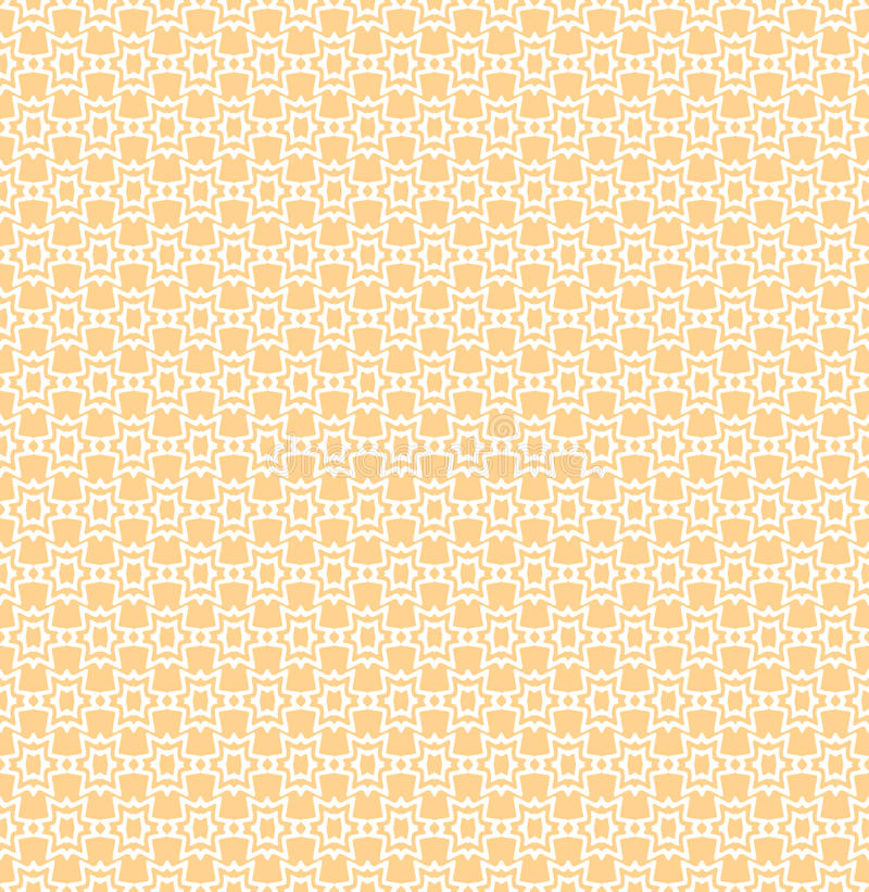 Abstract seamless pattern. Beige and white abstract seamless pattern. Vector background vector illustration
