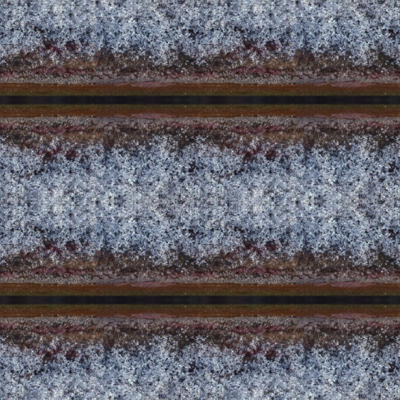 Abstract seamless pattern for designers with wooden plank and ice in frost day for designers stock photos