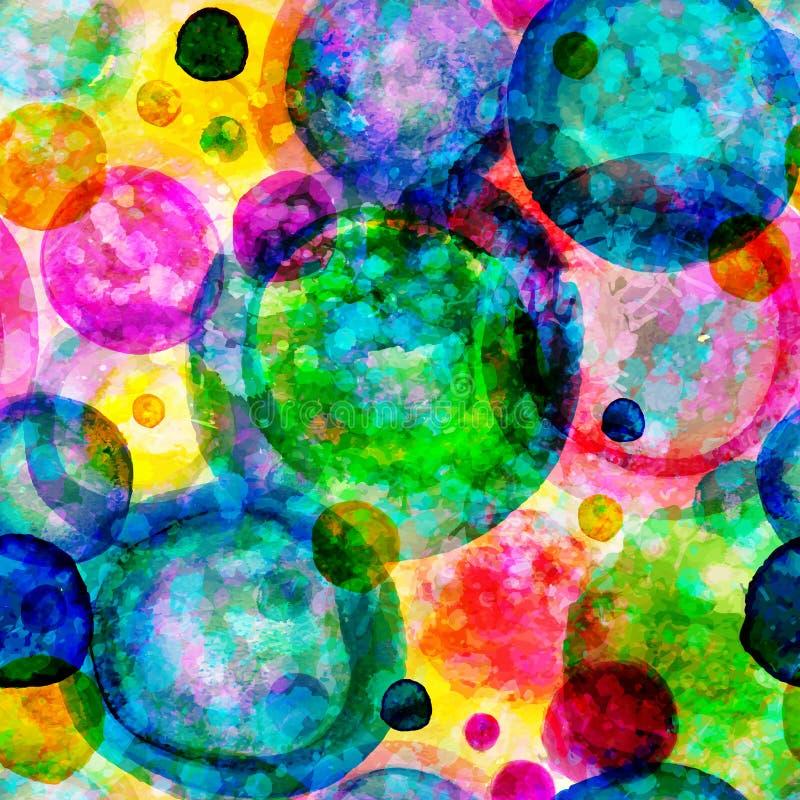 Abstract seamless pattern. Vector, EPS 10 stock illustration
