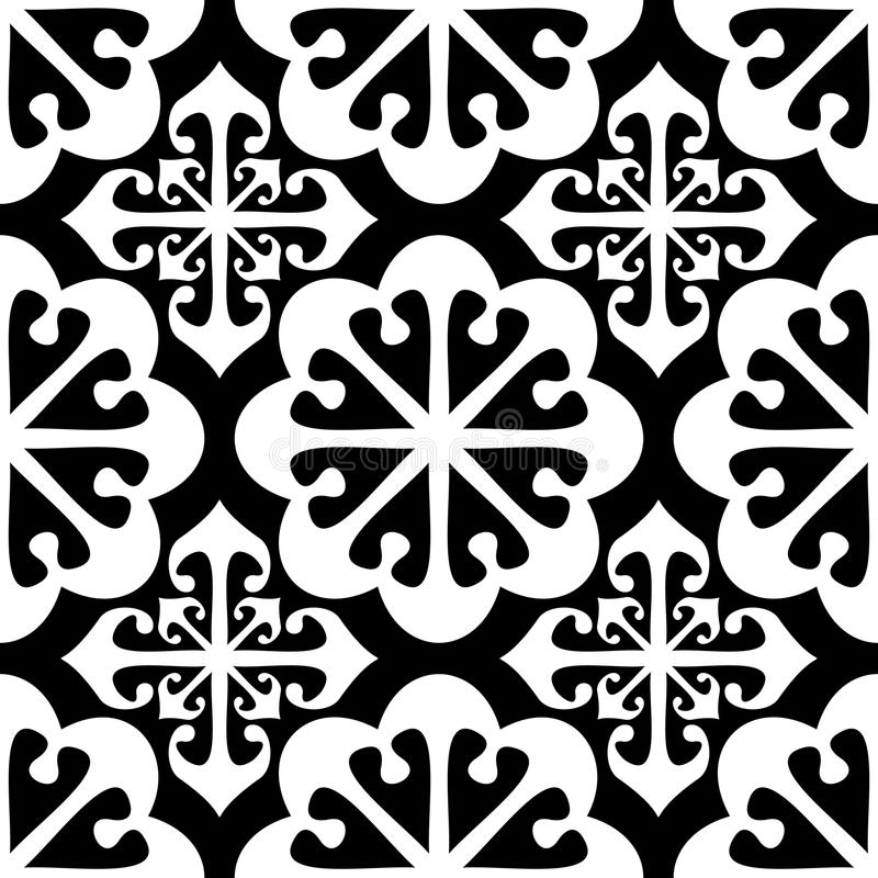 Download Abstract Seamless Repeat Pattern Stock Vector - Image: 12028428